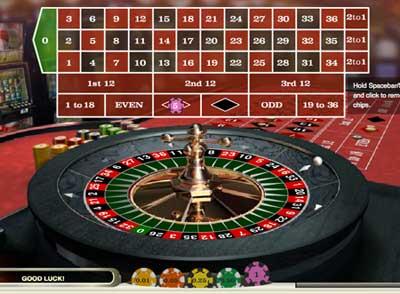 Бесплатные игры казино - рулетка 3D